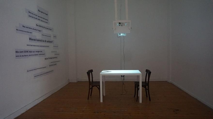 Tischtopia /Immersive Video Installation